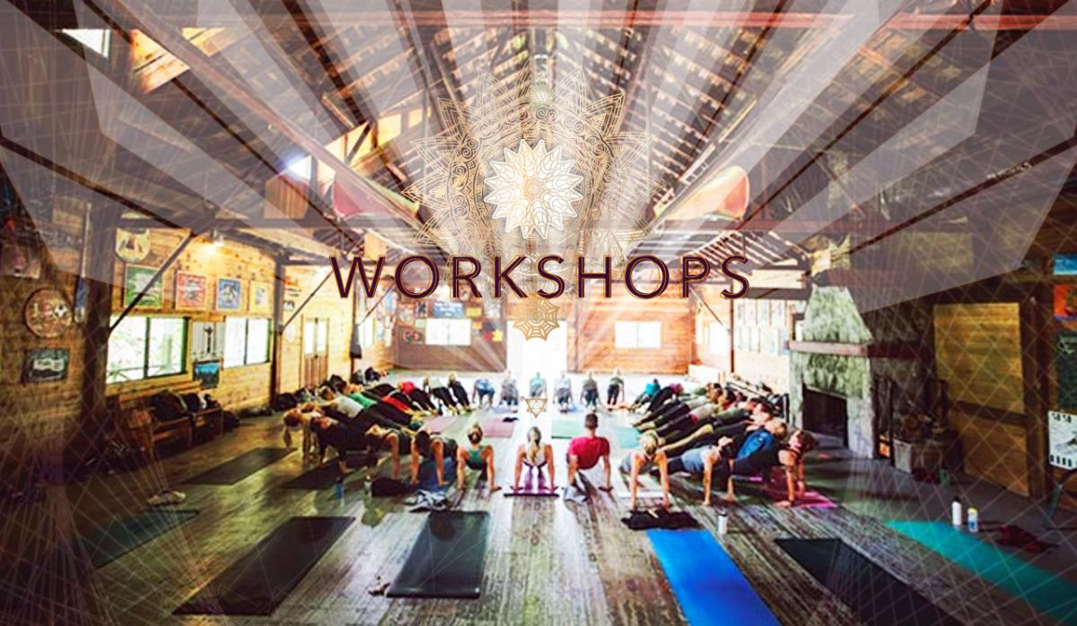 Experience the workshops at INTENTION